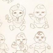 Baby Evil Characters