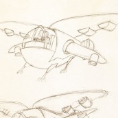 Firefly flying vehicle of the future
