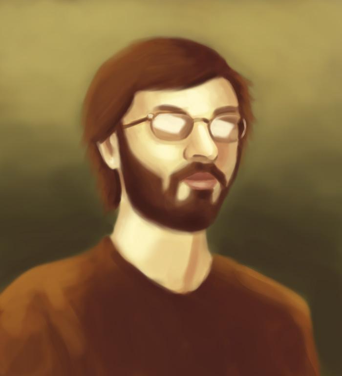 Self Portrait 9-13-2011